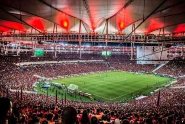 Torcida do Flamengo vem quebrando recorde no Brasileiro