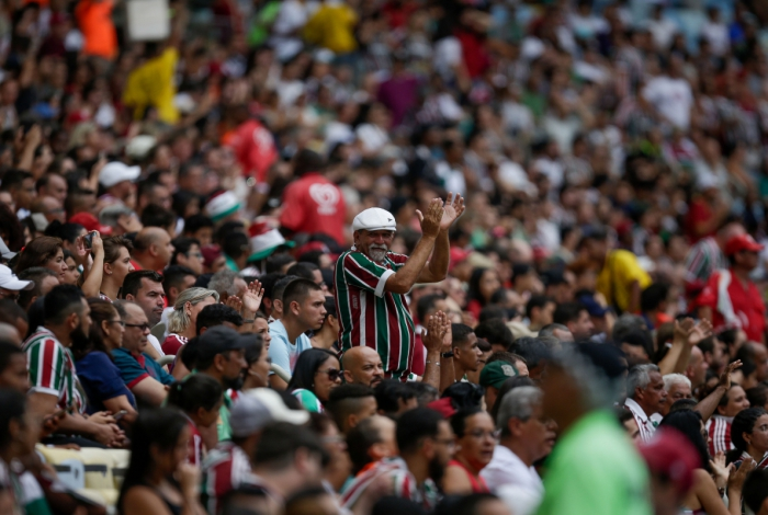 Fluminense venceu o América-MG no Maracanã