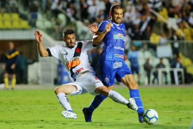 Vasco e CSA empataram em 0 a 0