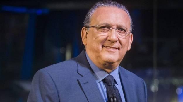 Galvão Bueno - Tv Globo/Divulgação