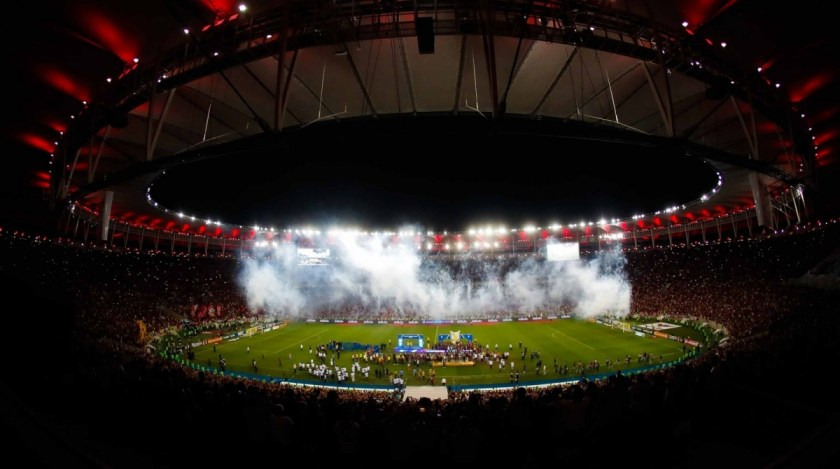 Rio, 11/27/2019, Brazilian Championship game between Flamengo x Ceara valid by 35ª  round at Maracana, Photo by Gilvan de Souza / Agencia O Dia