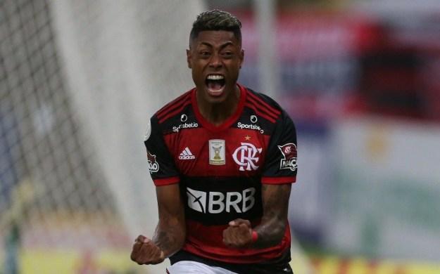 Bruno Henrique - Daniel Castelo Branco/Agência O Dia