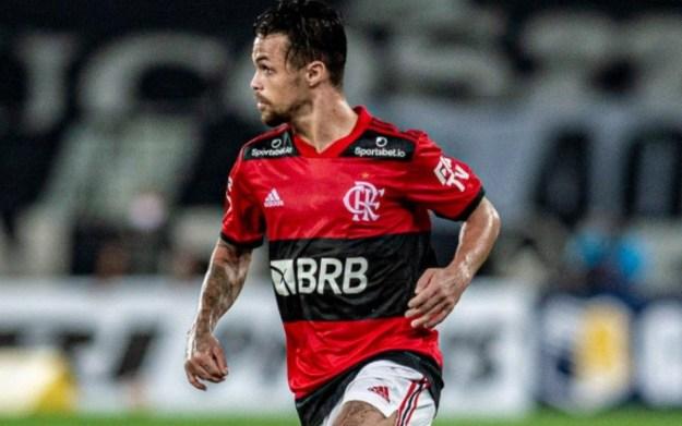 Michael, atacante do Flamengo