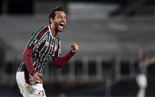 Nenê voltou a balançar redes na classificação do Fluminense