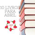 livros para abril