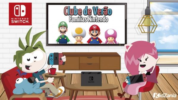 Este fim Nintendo Switch