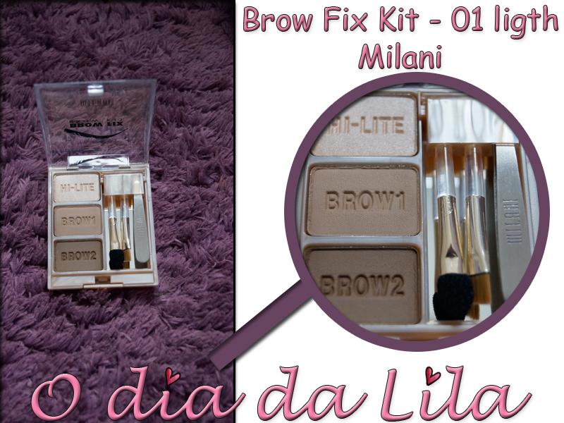 Brow Fix Kit Milani