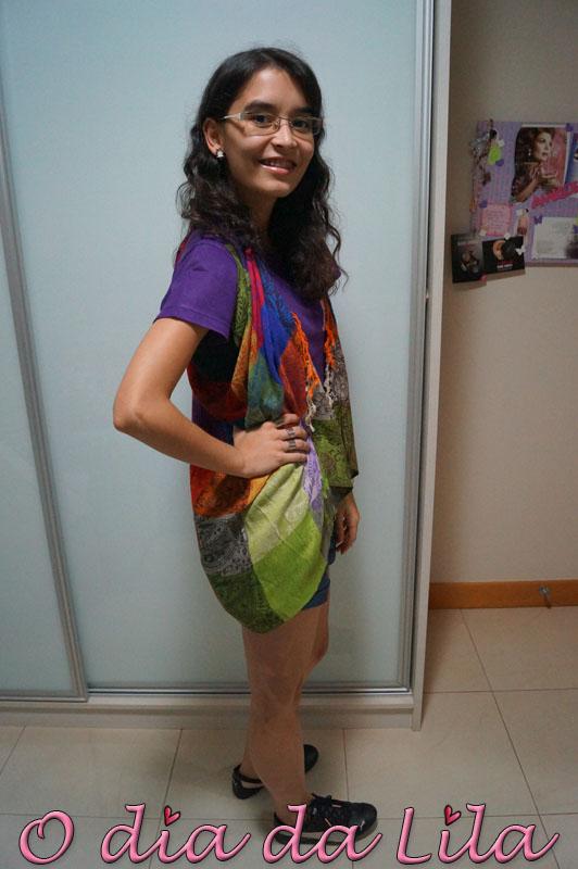 #lookdalila colete de lenço2