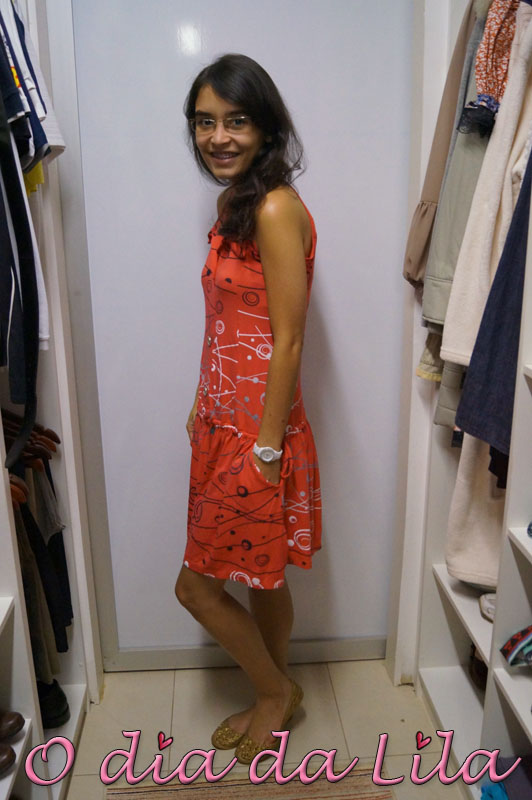 vestido estampado #lookdalila4