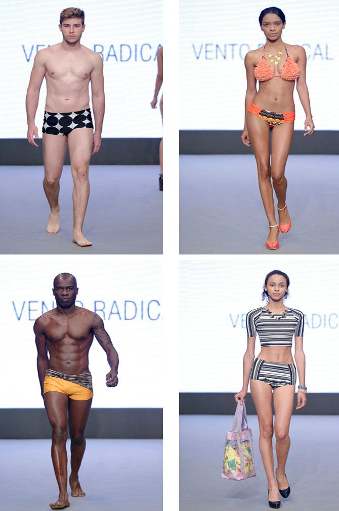 Vento Radical fashion