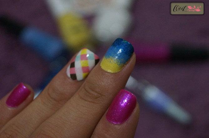 manicure carnavalesca