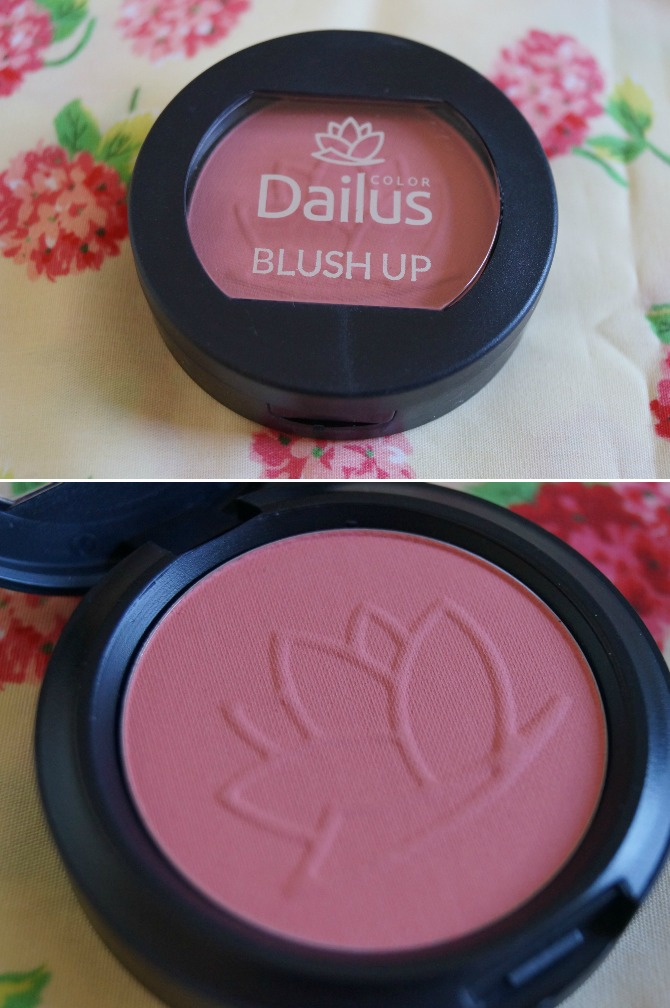 blush up dailus salmão