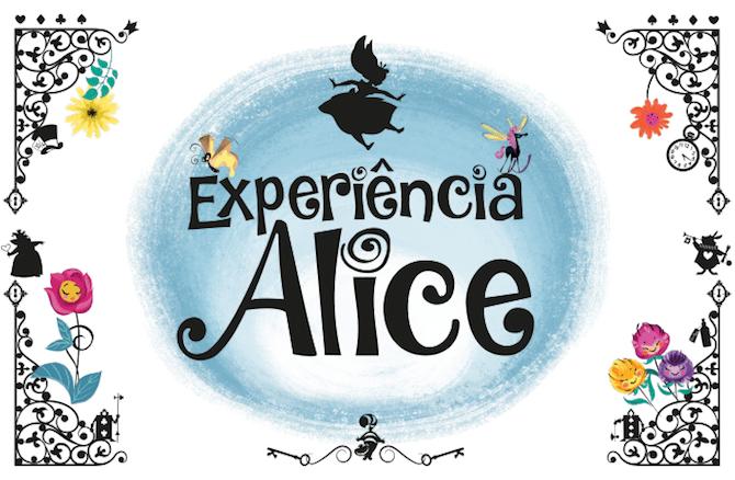 Experiência Alice | Exposição JK Iguatemi SP