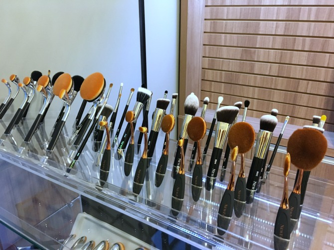 NewFace Brushes | Evento - O dia da Lila