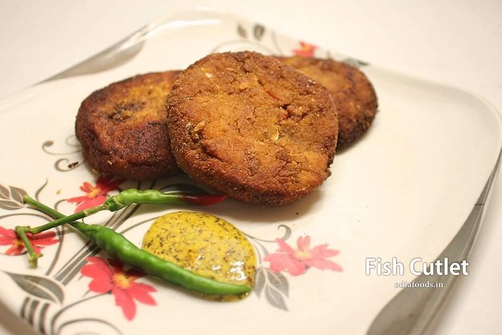Khainga Fish Cutlet