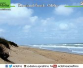 Aerial Footage of ISF 2016 Will Allow You To Understand How beautiful the beaches of Odisha Truly Are.