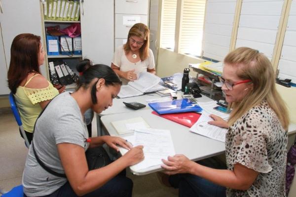 Interessados podem se dirigir às escolas para fazer as matrículas (Valdir Rocha)