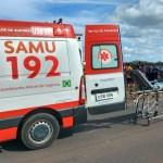 Colisão entre moto e cavalo deixa dois feridos em Girau do Ponciano