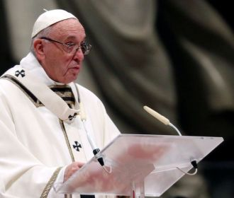 Papa Francisco pede a padres que visitem infectados pelo vírus