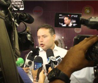 Governador anuncia concurso para peritos, agentes de Polícia Civil e delegados