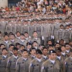 Alagoas ganha 945 novos soldados da Polícia Militar