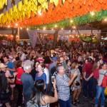 Noite de São João é festejada em Jaraguá por maceioenses e turistas