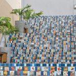 Escadaria revitalizada pela Prefeitura concorre em concurso fotográfico