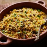 Prato principal: saiba como fazer o cuscuz com feijão verde
