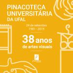 Pinacoteca da Ufal comemora 38ª aniversário com sorteio