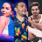 Anitta, Mano Walter e Luan Santana são indicados ao Grammy Latino