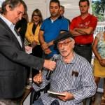 Historiador Dirceu Lindoso é internado com aneurisma cerebral