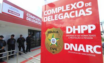 PolciaCivildeAlagoasganhanovoComplexodeDelegacias