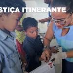 Justiça Itinerante promove ação em Olho D'Água das Flores nesta sexta (25)
