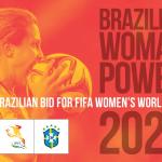 CBF oficializa candidatura do Brasil para sediar Copa do Mundo Feminina