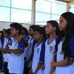 Rui Palmeira inaugura 7ª quadra para a comunidade do Trapiche