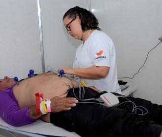 Primeiro dia do Mutirão de Cirurgias atrai centenas de pessoas ao Clima Bom