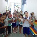 Plantando nas Escolas: especialistas aprovam hortas orgânicas