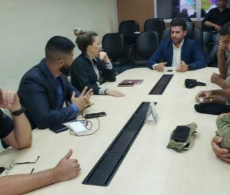 Polícia frustra assalto a comerciante e prende quatro pessoas em Maceió