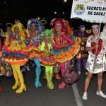 Bloco do Prazer leva prevenção às ruas de Jaraguá nesta sexta