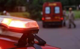 Polícia-e-Corpo-de-Bombeiros-foram-cionados-para-a-ocorrência