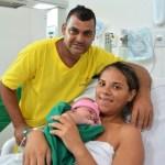 Hospital da Mulher faz o parto do milésimo bebê
