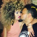 Alagoana, namorada modelo de Babu fala do ator: 'Foi amor à primeira vista'