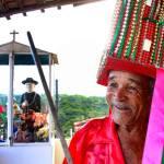 Morre Juvenal Domingos, o Mestre de Guerreiro reconhecido pelo Patrimônio Vivo!