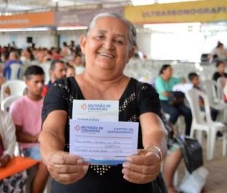Mutirão de Cirurgias em Arapiraca realiza triagens até esta sexta-feira (13)