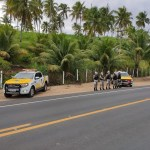 Forças de Segurança começam a atuar nas barreiras sanitárias nas rodovias