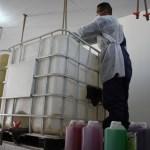 Mais de 4 mil litros de produtos de limpeza serão produzidos no sistema prisional alagoano