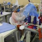 Coronavírus: Programa Ronda no Bairro inicia produção artesanal de máscaras de proteção