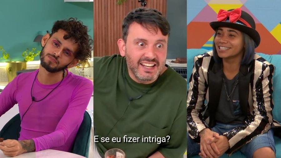 Integrantes da primeira temporada de The Circle Brasil - Foto: Reprodução