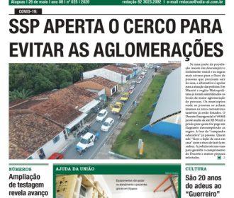 SSP APERTA O CERCO PARA EVITAR AS AGLOMERAÇÕES