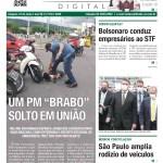 """UM PM """"BRABO"""" SOLTO EM UNIÃO"""
